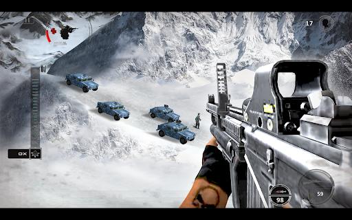 Mountain Sniper Shooting: 3D FPS 8.3.6 screenshots 1
