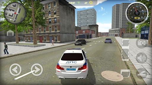 Car Simulator M5: Russian Police 1.11 screenshots 3