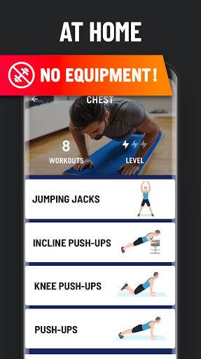 Home Workout - No Equipment 1.1.2 Screenshots 6