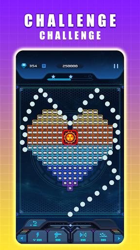 Bricks Breaker - Free Classic Ball Shooter Game 0.0.3 screenshots 7