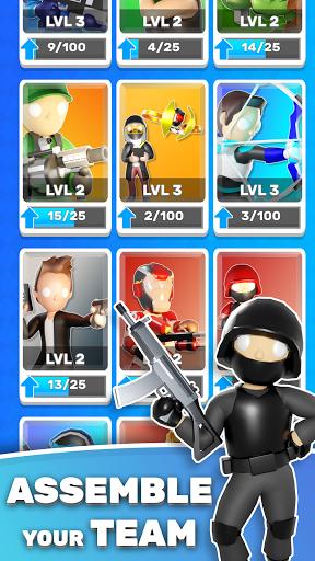 Hero Squad! android2mod screenshots 2