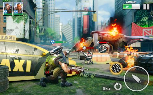 Hero Hunters 5.0 Screenshots 8