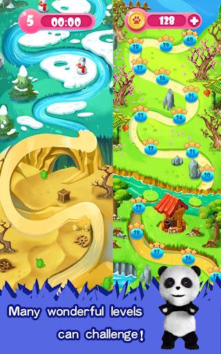 Panda Bubble Shooter screenshots 11