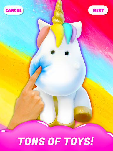 Squishy Slime Simulator: Coloring Games for Girls APK MOD Download 1