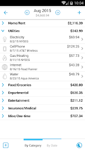Home Budget with Sync 3