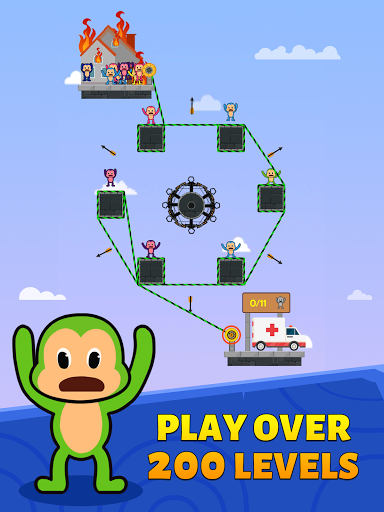 Monkey Rescue Puzzle 1.0.2 screenshots 10