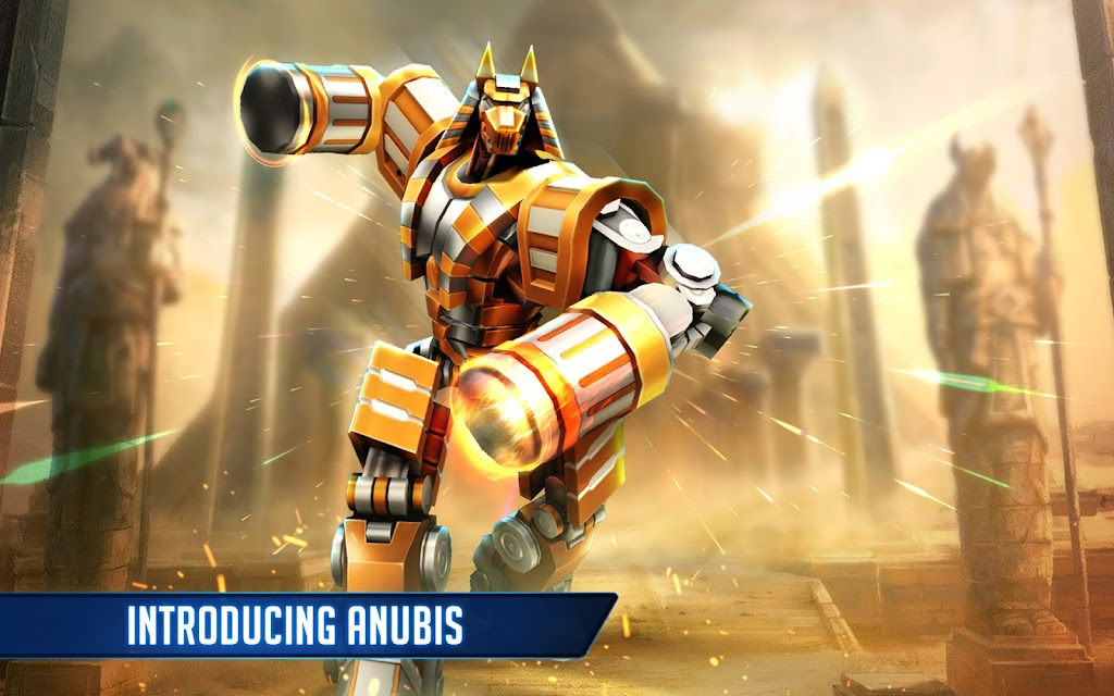 Real Steel Boxing Champions MOD poster 9