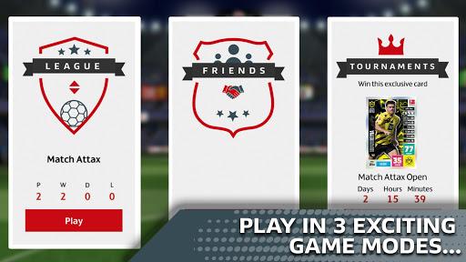 Bundesliga Match Attax 21/22 Apkfinish screenshots 4