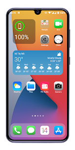 Launcher iOS 14 Mod Apk 3.9.8 (No Ads) 1