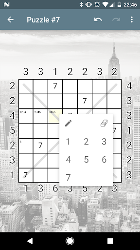 Skyscrapers Number Puzzle 20210312.1 screenshots 2
