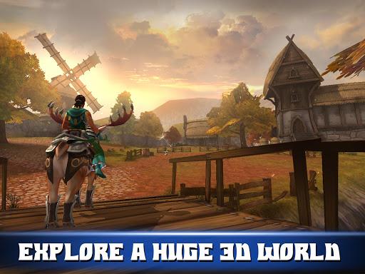Celtic Heroes - 3D MMORPG  screenshots 11