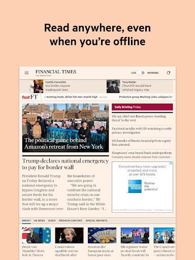 Financial Times 2.87.0 screenshots 6