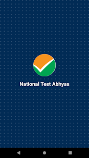 National Test Abhyas Screenshot
