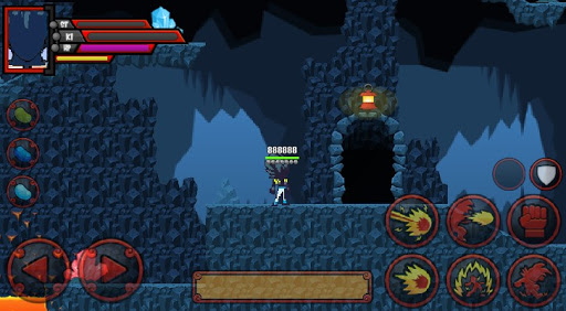 Tourney of Super Warriors! Online apkpoly screenshots 6