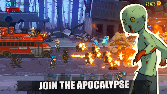 Dead Ahead: Zombie Warfare MOD APK (Unlimited Everything) 3