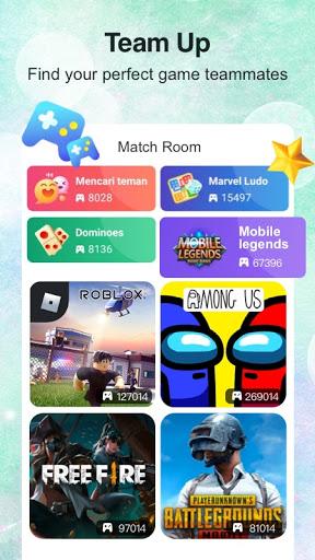 YoYo - Voice chat room, Audio chat, Casual games apktram screenshots 3