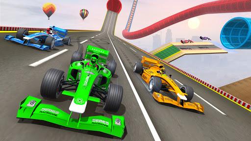 Formula Car Racing Stunts 3D: New Car Games 2021 apktram screenshots 10