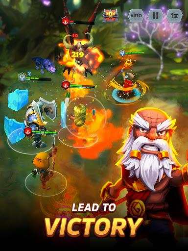 Kingdom Boss - RPG Fantasy adventure game online  screenshots 15