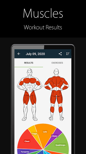 Fitness Trainer FitProSport 4.86 FREE Screenshots 2