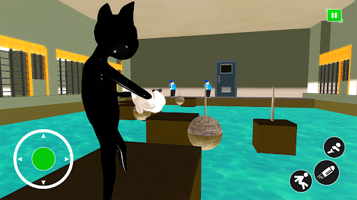 Cartoon Cat Escape Chapter 2 - Jail Break Story 1.1 screenshots 2