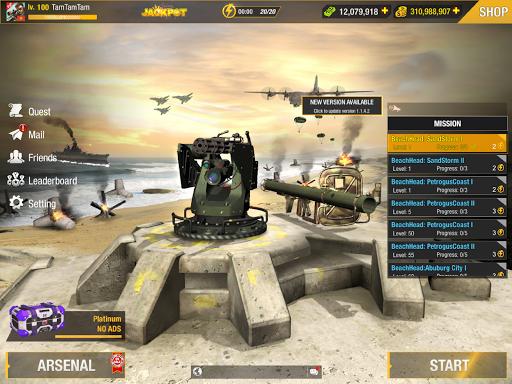 Beach War: Fight For Survival 0.0.4 screenshots 16