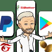 Sidollar Rewards Get Free dollars Paypal & Bitcoin
