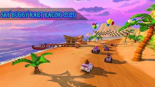 Sky Buggy Kart Racing 2020 : Special Edition 0.6 screenshots 1