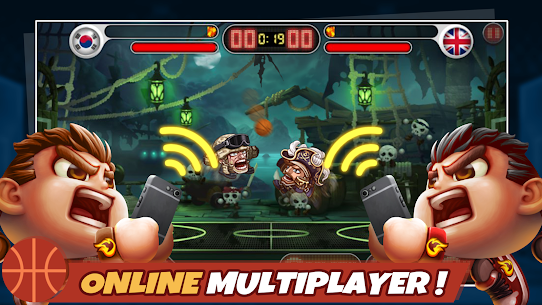 Head Basketball MOD APK (Unlimited Money) 5