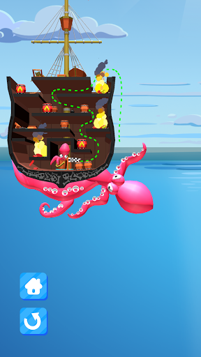 Kraken - Thief Puzzle Game 12 screenshots 2