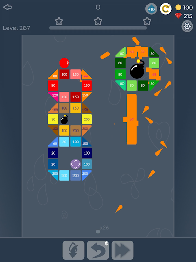 Brick Breaker - Bricks Ballz Shooter 1.0.49 screenshots 9