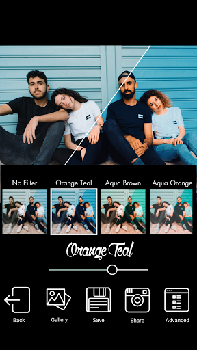 Orange Teal  screenshots 2