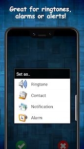 Text Message Sounds 3.8 Android Mod + APK + Data 3