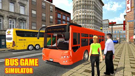 Public City Coach 3d Driving Bus Simulator 2020 apkdebit screenshots 2