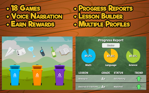 Third Grade Learning Games screenshots 10