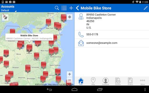 Resco Mobile CRM apktram screenshots 9