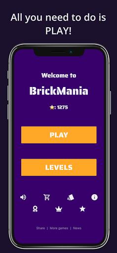Brick Mania: Relaxing Arcade Game 3.3.2 screenshots 8