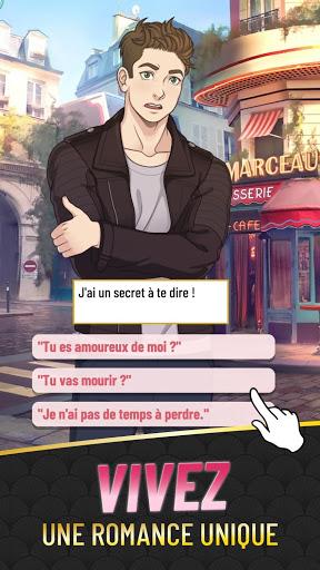 Code Triche Histoire d'amour interactive — Seduction Stories APK MOD (Astuce) screenshots 1