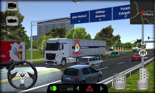 Code Triche Cargo Simulator 2019: Türkiye APK MOD (Astuce)