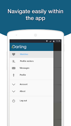 eDarling - For people looking for a relationship 5.1.4 Screenshots 4