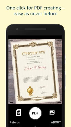 Photo to PDF u2013 One-click Converter android2mod screenshots 9