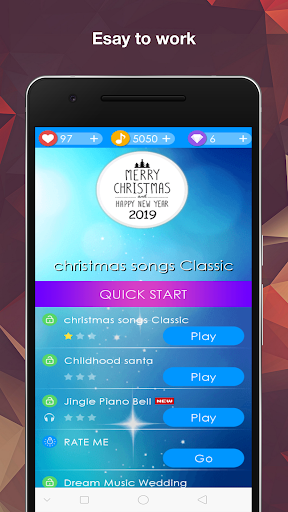 Magic Piano Christmas Songs 1.2 screenshots 5