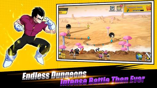 Super Fighters:The Legend of Shenron apkdebit screenshots 3