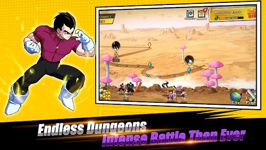 Free Super Fighters The Legend of Shenron Apk Download 2021 3