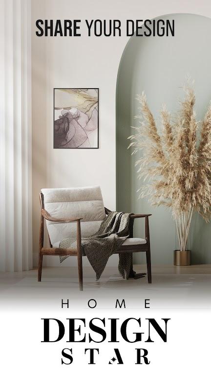 Home Design Star : Decorate & Vote poster 4