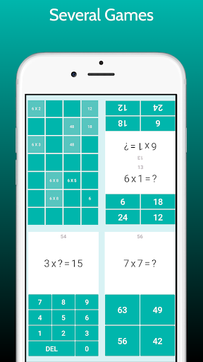 Learn Math, Multiplication,Division,Add & Subtract 1.6.4 screenshots 6