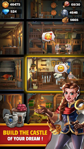 Royal Knight - RNG Battle Varies with device screenshots 4