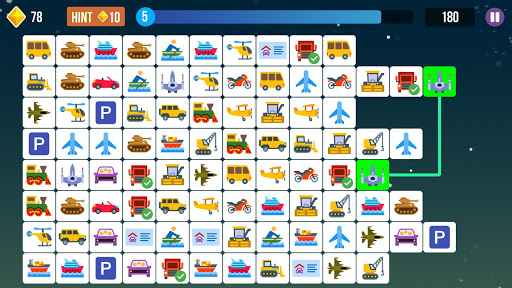Pet Connect, Tile Connect Game, Tile Matching Game  screenshots 15