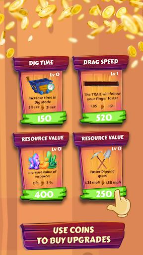 digging miner lumber jack – idle clicker game screenshot 2