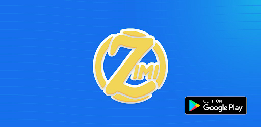 Zimi - Aplikasi penghasil uang Versi 1.0.3