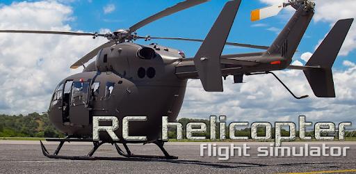 Screenshot of RC Helicopter Flight Simulator